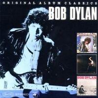 BOB DYLAN - ORIGINAL ALBUM CLASSICS (E. BURLESQUE,DOWN GROOVE,RED SKY) 3 CD NEU