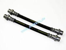 2x Bremsschlauch Bremsschläuche Hinterachse für BMW E81 E82 E87 E88 E90