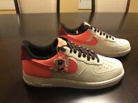 New Nike Air Force 1 Low 2 ACG Brown Sneaker Shoes Size US 10