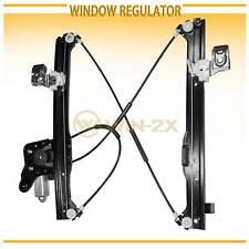Rear Left Power Window Regulator w/ Motor Fit Chevy/GMC/Cadillac SUV & Crew Cab