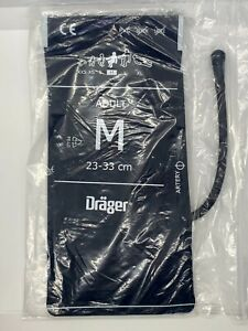 Drager NBP Blood Pressure Cuff M Adult 23-33cm MP00915