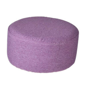 1pc Footstools Cover Replacement Cushion cover Stool cover Home Office