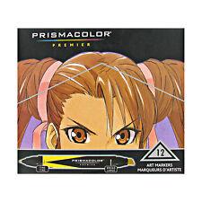 Prismacolor Marker Set/12 Manga