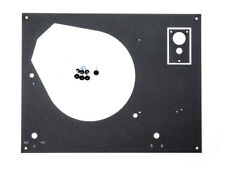 Turntable Faceplate Thorens TD... Deckplatte Abdeckung TD 160 165 166 MKII   SGD