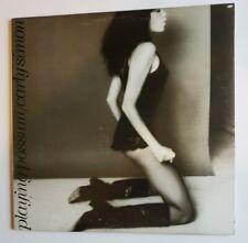 "Carly Simon ""Playing Possum"" Lp Record - Elektra – 7E-10331975 (1975) Ex Cond"