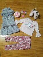 18 months baby girl clothes
