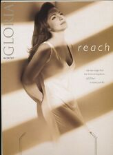 Gloria Estefan Destiny/Reach Epic Promotional Counter Display w/Bin-8.5 x14-1996