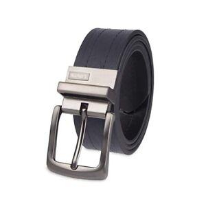 Brand New Levi's Men's Reversible Casual Jean Belt, Navy/Black, 32