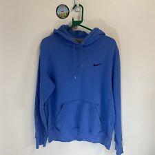 Nike Hoodie Large Blue Vintage The Athletic Dept B Grade Clearance