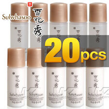 Sulwhasoo Concentrated Ginseng Renewing Water Emulsion Set 20pcs Good Anti-Aging