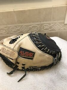 "All Star CM3510 34"" Women's Fast-pitch Softball Catchers Mitt Right Hand Throw"
