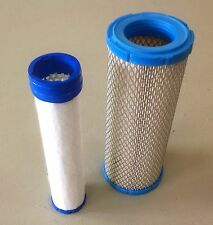 Dingo & Kanga Air Filters - RS3704 & RS3705 Large Outer & Inner Air Filter Set