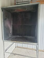 New listing 4' Wide Powder Coat Paint spray Booth with stand