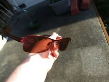 Ted Baker BOLO B414 Burgundy Sunglasses 56  16-130 with case
