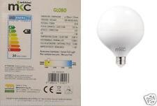 LAMPADINE LED E27 20W 2700K 1521 lm LUCE CALDA LAMPADA SFERA GLOBO BULBO PAR