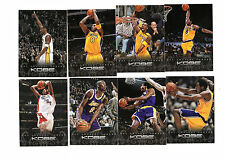 2012-13 PANINI KOBE ANTHOLOGY (L.A.LAKERS) TAKE YOUR PICK 10 CARD LOT