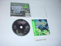 Original SYPHON FILTER game complete in case w/ manual - Sony Playstation or PS2
