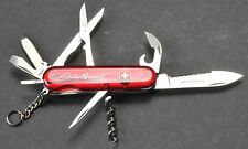 Wenger Eddie Bauer Edition Swiss Army Traveler Pocket Knife 8 Function