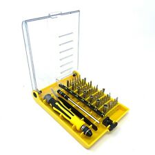 45 Pieces Precision Screwdriver set Kit Tool Laptop PC phones Drones USA SHIP