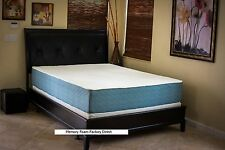 QUEEN OPTIMUM ONE SLEEP MODEL GEL MEMORY FOAM MATTRESS BY ALYSHA HARPER