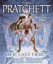 THE LAST HERO: A DISCWORLD FABLE., Pratchett, Terry., Used; Very Good Book