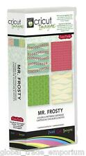 CRICUT Imagine Cartridge ' MR FROSTY ' - For CRICUT IMAGINE Cutting Machines