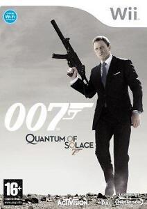 007: Quantum of Solace (Nintendo Wii, 2008)