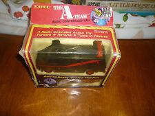 Vintage ERTL Remote Control A-Team Van In the Original Box