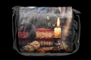 Umhängetasche mit Katze - Witching Hour - Lisa Parker Schultertasche Tragetasche