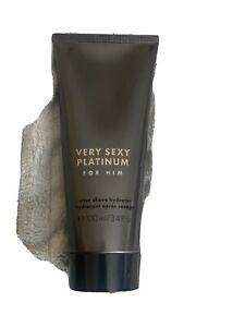 Very sexy for him PLATINUM MEN 3.4oz/100ml Victoria's SecretAfter Shave Hydrator