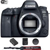 Canon EOS 6D Mark II / MK 2 Digital SLR Camera (Body)