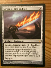 Sword of Fire and Ice-mtg-MMA