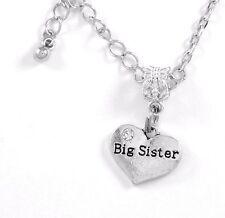 Big Sister necklace Huge sale Big Sister Gift Big Sis Present  Sisters Jewelry