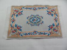 "6""x9"" #65 KK Heidi Ott  Dollhouse Miniature 1:12 Scale Floor Carpet   Woven Rug"
