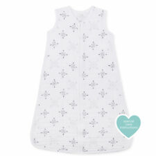 Aden and Anais Breathable Muslin Baby Sleeping Bag Lovestruck 1tog XL #8149