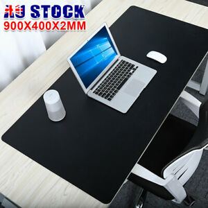 Extended Large Gaming Mouse Pad XXL 90x40cm Anti-slip Desk Mat Keyboard Mousepad