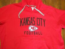 Kansas City Chiefs Hooded Sweatshirt Pro Line 2XL EUC