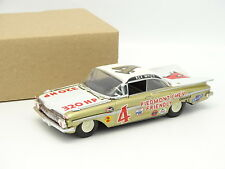 Quartzo Nascar SB 1/43 - Chevrolet 1959 Impala #4 Rex White