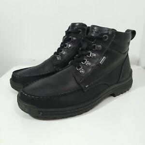 Ecco Gore-Tex  Boots Black Mens Size US 9/9.5 EU 43
