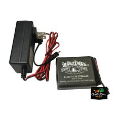 Lucky Duck E-Caller Battery And Charget Kit For Rebel Revolt Revolution