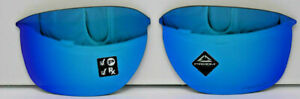 Brand New Authentic Oakley Sliver Edge Replacement Lens Prizm Sapphire Polarized