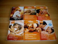 19 Liebes Romane in 6 x Tiffany Sexy/Exklusiv Taschenbuch Cora Sammlungen