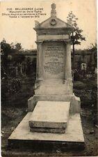 CPA Bellegarde - Monument de David Ogilvy (270506)