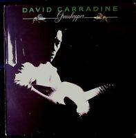 David Carradine Grasshopper Vinyl Album LP. Original Release Jet Records. 1975.