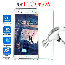 Hard Tough Tempered Glass Screen Protector Screen Guard Shield For HTC One X9 4G