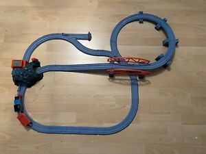 Thomas & Friends Trackmaster Blue Mountain Gravel Delivery Set.