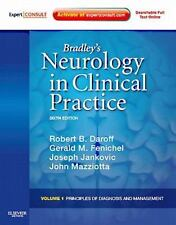 Bradley's Neurology in Clinical Practice, 2-Volume Set: Expert Consult-ExLibrary