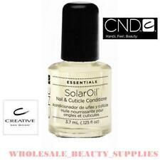 CND Creative Solar Oil Nail & Cuticle Conditioner  3.7ml Bottle!!!