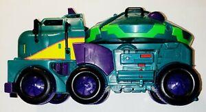 Rise of the Teenage Mutant Ninja Turtles - Turtle Tank Vehicle (Playmates, 2018)