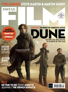 TOTAL FILM 2-Mag Special - 09/21 # 315 - Free Worldwide Shipping (non-EU) - NEW
